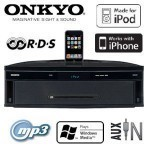 Onkyo CBX-300 Allround-Audiosystem mit iPod Dock fr 168,90 EUR