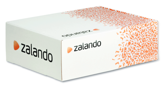 Das beliebte Zalando Paket